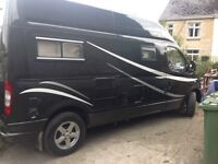 Campervan ldv maxus 2007 Reliable versatile professionally fitted out with all the kit
