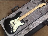 Fender Elite Stratocaster With EXTRAS.