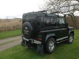 Landrover Defender 90 county, 2003, TD5 storm engine, unusually good condition