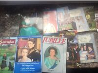 A collection of Royal Family book/ mags