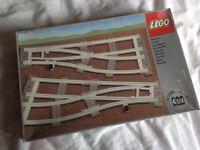 Vintage Lego boxed train track set 7852
