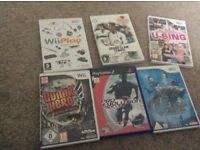 5wii games to sell