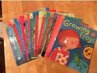 Selection of pre-teen books