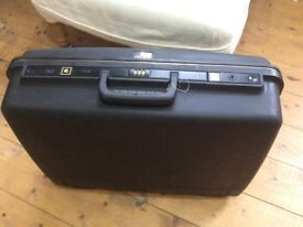 New Delsey Club Suitcase, Briefcase, Document Case With 2 Keys