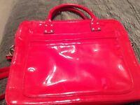Laptop Case Red Pvc