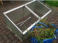Garden Cold Frame (no lid)