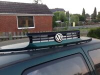 VW front grill for golf mk 3 (1992-1998 model) in forest green