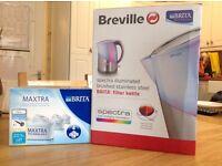 Breville filter kettle