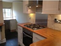 GLASTONBURY, SOMERSET - A LOVELY 2 bedroom house with garden