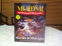 Murder Mystery Dinner Party Game