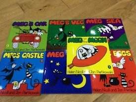 Meg and Mog books