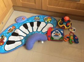 ELC Baby Percussion Mat + Other Toys