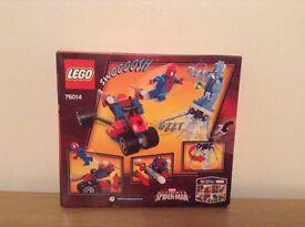 BRAND NEW Lego Marvel Super Heroes (76014)