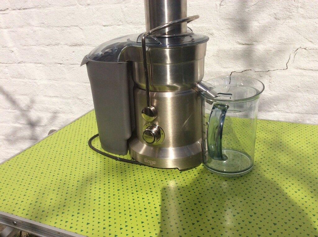 Sage Nutri Juicer Pro Bje820uk In Lewisham London Gumtree
