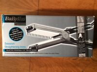 Babyliss Hair Straighteners by Trevor Sorbie