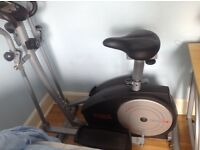 York fitness xc530 cross trainer for sale
