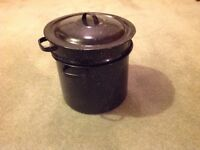 Large Vegetable Steamer suitable for a gas or electric hob