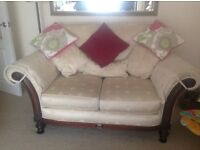 Two and three seat sofas for sale