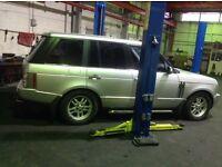 L322 Range Rover Vogue 4.4 v8 LPG (Spares Or Repair)