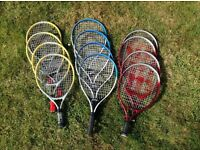 Junior tennis raquets