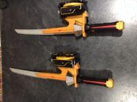 Power Ranger Samurai sword & Black Box