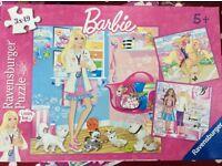 Barbie Jigsaws