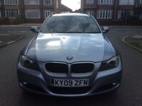 BMW 318 d se estate 2009 alloys keylessgo buy for £20 per week