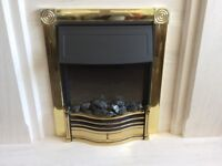Dimples Electric Fire. ONLY USED FOR 6 months. Immaculate Condition.