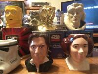Star Wars vintage mugs