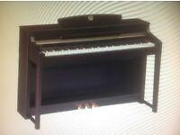 New Price,!! Yamaha Digital Piano (Clavinova CLP370 in Rosewood)