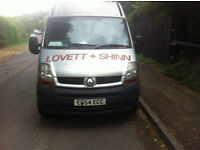 Renault Master 2.5 dci 6 speed gearbox