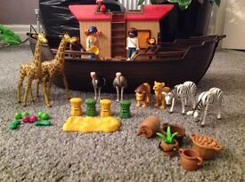 Playmobil Noah's Ark - excellent condition