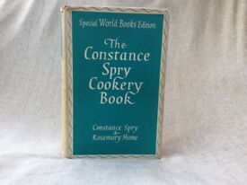 Constance Spry Cookery Book published in 1958