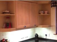 Kitchen Units and Intergrated White Goods