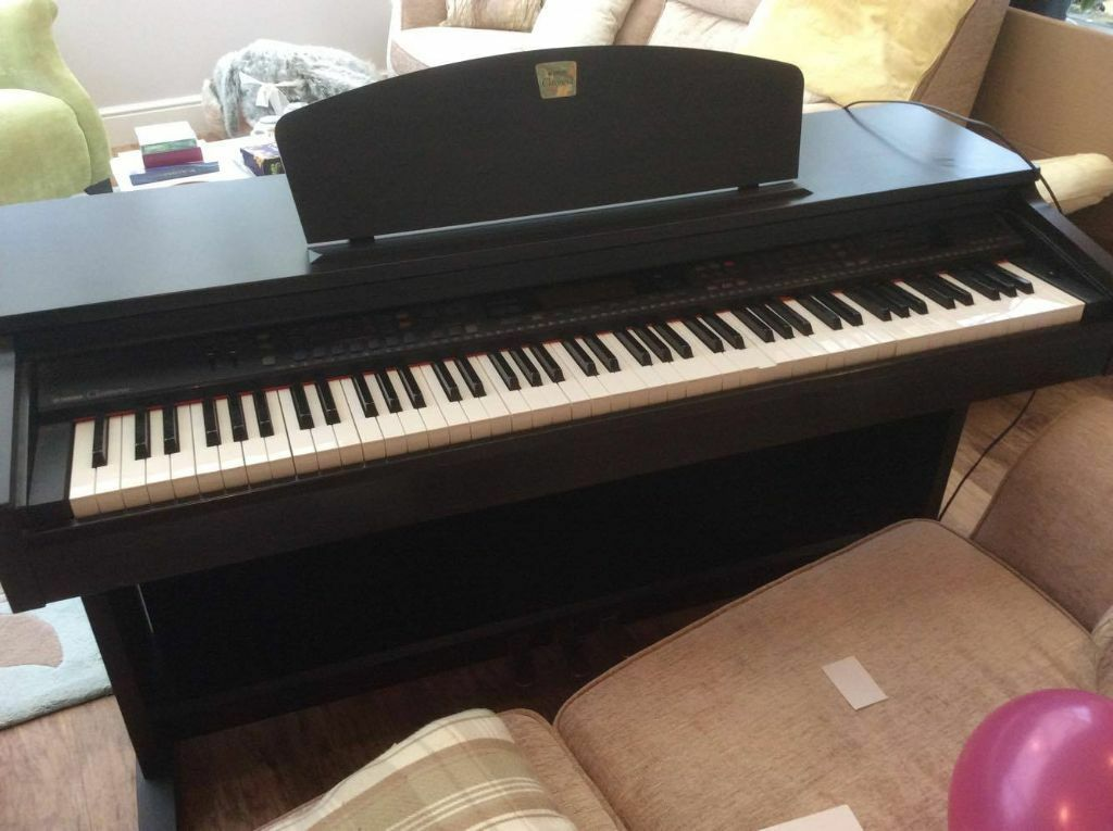 Yamaha clavinova cvp 201 electronic piano epic piano sticky keys on middle octave check it for Yamaha 3 octave keyboard