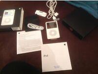 Unused 5th generation Apple I pod
