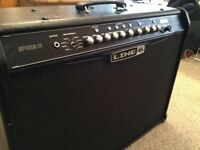 Line 6 Spider 4 guitar amplifier