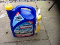 Brintons patio magic power sprayer
