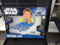 Star Wars - board game a bit like Guess who - Used but VGC - only £5