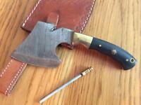 Hand made Damascus steel letter opener?