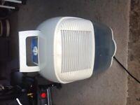 DeLonghi DEM10 Dehumidifier - White