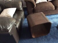 Now Sold : Occasional Furniture Solid Wood £30 Dark Mahogany