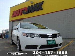 2013 Kia Forte LX *AUTO/POWER WINDOWS/BLUETOOTH* $88 B/W