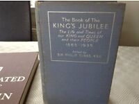 THE BOOK OF THE KINGS JUBILEE THE LIFE & TIMES OF OUR KING & QUEEN
