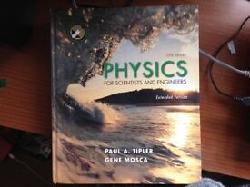 Maths and physics undergraduate textbooks for sale