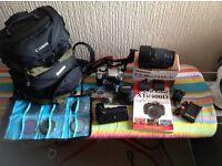 Canon 400d camera bundle