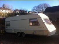 Free Ace Viceroy Caravan 18 ft 5 bed