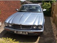 *STILL AVAILABLE* NEED GONE ASAP VERY CHEAP! JAGUAR XJ SOVEREIGN 4.0 V6 WITH MOT AND PRIVATE REG
