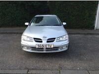 NISSAN ALMERA ELEGANCE FIVE DOOR HATCHBACK