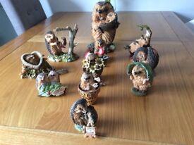 Hedgehog Collection
